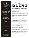 February 2007 Blenz reading