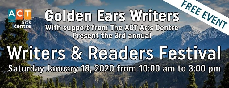 Golden Ears Writers and Readers Festival